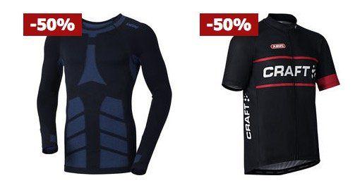 Karstadt mit bis zu 60% Rabatt auf Sportkleidung + 20% Extra Rabatt