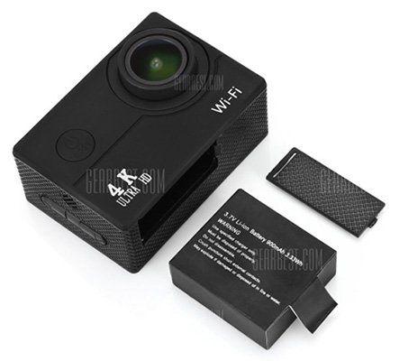 F60 Actioncam mit 2 Zoll Display für 27,25€ (statt 35€)