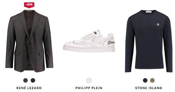 15% Rabatt auf Luxusmarken bei engelhorn   D&G, Moncler, Philipp Plein uvm.