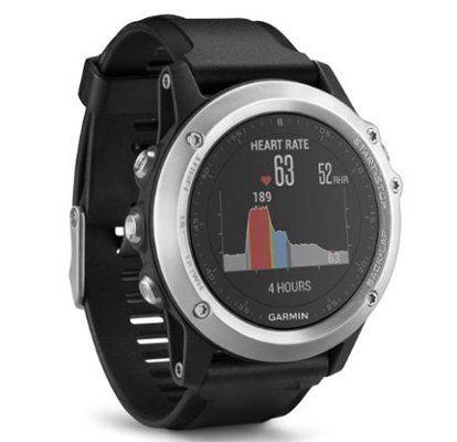 Garmin fenix 3 HR GPS Multisportuhr für 249€ (statt 294€)