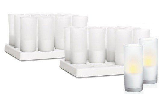Knaller! 24er Set Philips Imageo LED Kerzen für 65,90€ (statt 120€)