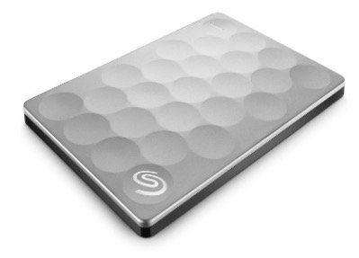 Seagate BackUp Plus Ultra Slim 1TB Festplatte für 39,50€ (statt 57€)
