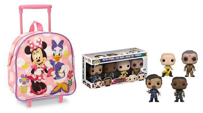 Disney Store Sale mit bis zu  50%   z.B. Minnie Maus Junior Trolleykoffer nur 17,90€ (statt 25€)