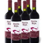 LIDL: 10% Rabatt auf Weine und Spirituosen + VSK-frei ab 30€ – z.B. 6 Flaschen La Riviera Cotes de Provence Rotwein für 35,99€ (statt 45€)