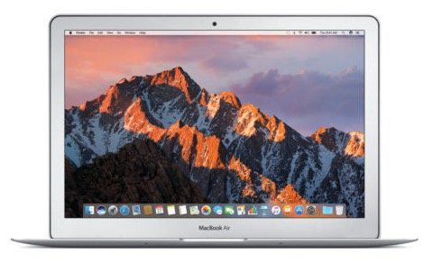 Apple MacBook Air 13 (2017) mit 128GB SSD ab 797,05€ (statt 888€)