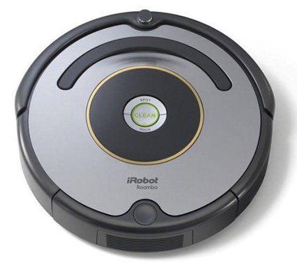iRobot Roomba 615 Saugroboter für 179,99€ (statt 238€)