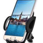 Smartphone-Halter für das Lüftungsgitter im Auto für 3,55€