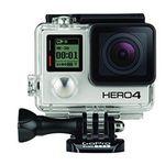 GoPro Hero 4 Black Edition Actioncam für 240,97€ (statt 365€) – genau lesen!