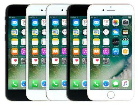 Apple iPhone 7 mit 256GB für 539,99€ [Neu Ware] (statt 650€)