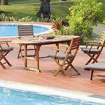 Großes ambia Gartenmöbel-Set für 499€