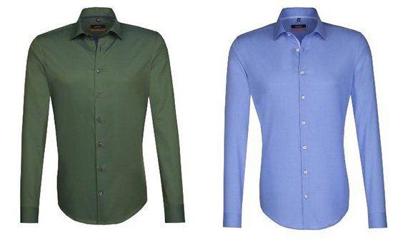 Seidensticker Herren Hemden mit Kent Kragen für je 27,50€ (statt 35€)
