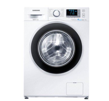 Samsung WF80F5EBP4W Waschmaschine mit 8kg und A+++ für 364€ (statt 448€)