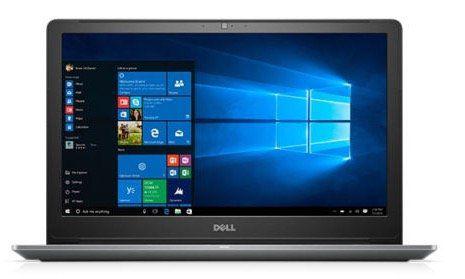 DELL Vostro 5568   15 Zoll Full HD Notebook mit Fingerprint + i5/8GB/256GB SSD Win 10 für 572€ (statt 698€)