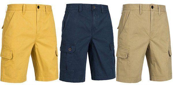 Timberland Herren Shorts für 11,11€ zzgl. VSK (statt 23€)