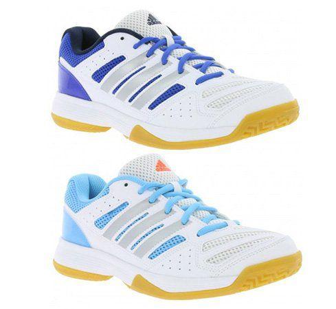adidas Performance Speedcourt 8 Hallenschuhe (Damen und Herren) für je 24,99€ (statt 40€)