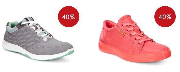 ECCO Fashion Sale bis  50% + keine VSK   z.B. Ecco Exceed Damen Sneaker für 72€ (statt 86€)