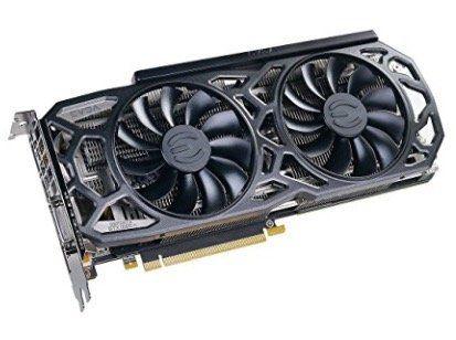 EVGA GeForce GTX 1080 Ti SC Black Edition 11GB für 687€ (statt 790€)