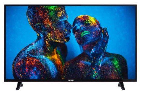 Telefunken LU49FZ30   49 Zoll 4k Fernseher mit Triple Tuner für 304,95€ (statt 399€)