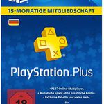 Playstation Plus 15 Monate nur 34,99€