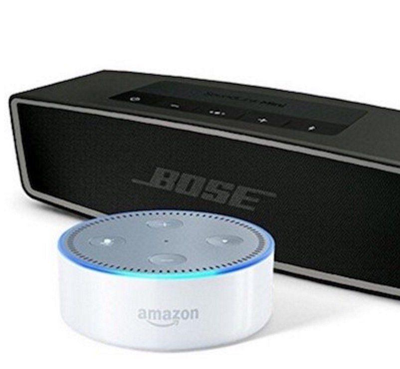 Bose SoundLink Mini II + Echo Dot Lautsprecher für 169€ (statt 194€)   und mehr Bose Angebote