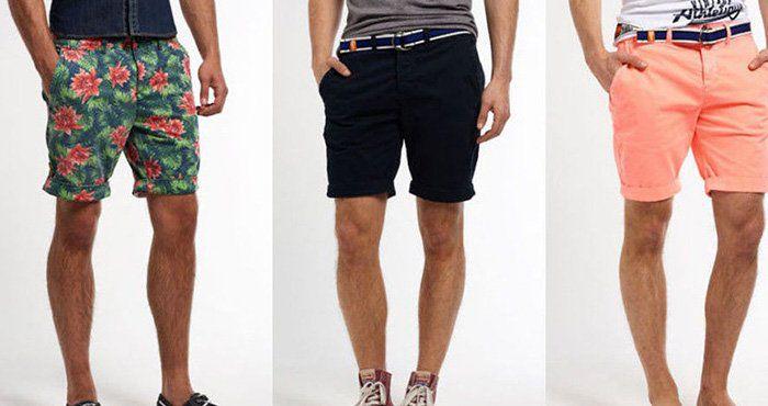 Superdry Shorts für Damen und Herren 59 Modelle für je nur 24,95€