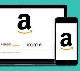 Prime Day: Amazon Gutschein im Wert von 100€ kaufen und 10€ Bonus erhalten