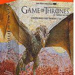 Game of Thrones Staffel 1 bis 6 auf Blu-ray nur 44,41€ (statt 125€)