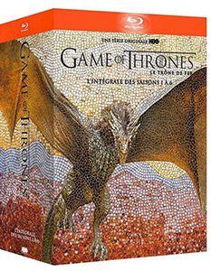 Game of Thrones Staffel 1 bis 6 auf Blu ray nur 44,41€ (statt 125€)