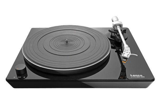 Schnell? LENCO L 175 Plattenspieler mit Direktantrieb für 135€ (statt 230€)