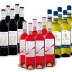 """LIDL Weinpaket """"Italiens Lieblinge"""" mit 18 Flaschen für 30,18€"""