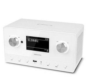 White Weekend Sale (weiße Produkte) bei Medion   z.B. WLAN Radio für 104,90€ (statt 129€)