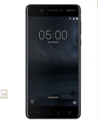 Nokia 5 DualSIM Smartphone + o2 Smart Surf mit 1GB LTE für 9,99€ mtl.