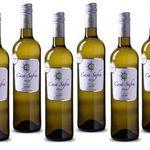 6 Flaschen Casa Safra Verdejo Weißwein für 31,89€ – mit Gold prämiert