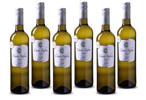 6 Flaschen Casa Safra Verdejo Weißwein für 31,89€   mit Gold prämiert