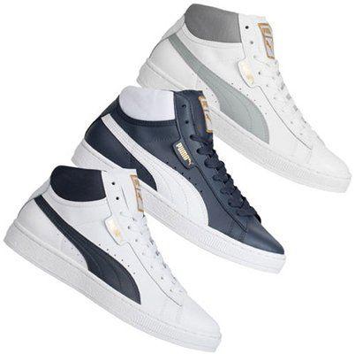 Puma Mid L Unisex Leder Sneaker für 20,79€ (statt 29€)