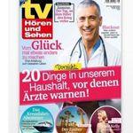 Knaller! 52 Ausgaben TV Hören und Sehen für 111,80€ inkl. 105€ Gutschein