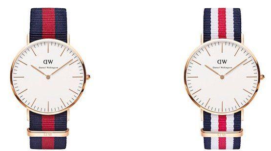 50% Rabatt auf ausgewählte Uhren von Daniel Wellington   z.B. Damenuhr Winchester DW00100077 für 69,50€ (statt 107€)