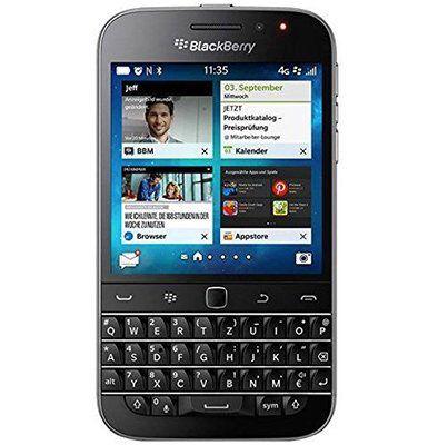 RIM Classic Q20 Blackberry Smartphone für 59,99€ (statt 91€)   Demoware