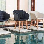 Villeroy & Boch Sitzgarnituren – z.B. Tisch + 4 Stühle für 1.558,50€ (statt 2.562€)