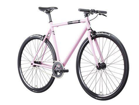 Fixie Inc. Floater Fahrrad in Pink für 219,98€ (statt 329€)