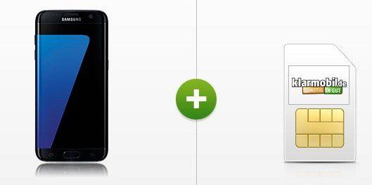Telekom Allnet Flat mit 5GB für 29,85€mtl. + Galaxy S7 Edge für 1€