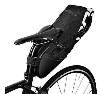 Roswheel wasserresistente Fahrradtasche mit 8 Liter Volumen für 14,90€