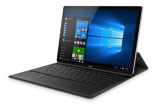 Vorbei! Huawei Matebook   12 Zoll Tablet mit 128GB SSD + Windows 10 für 443,73€ (statt 655€)