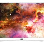 LG 60UH7709 – 60 Zoll UHD Fernseher mit Triple-Tuner für 1.089,99€ (statt 1.530€)