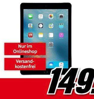 Vodafone 5GB LTE Tarif für 19,99€ mtl. + iPad Pro 9,7 mit 32GB + 4G für 149€ (statt 590€)