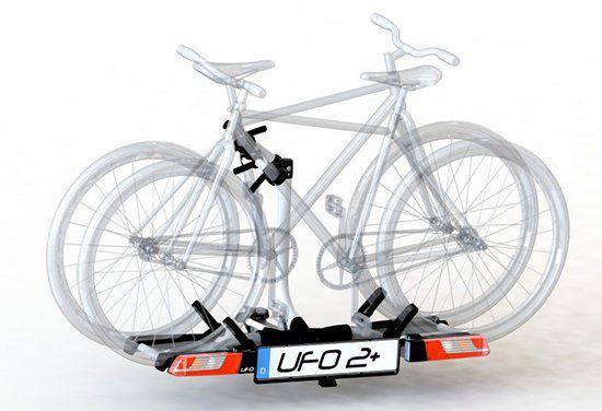 I Racks Fahrradträger UFO 2+ für 424,15€ (statt 519€)