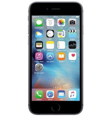iPhone 6s 128GB für 499,99€ (statt 617€)
