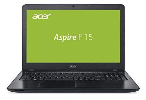 Acer Aspire F15   15,6 Full HD Notebook mit i7/8GB/128GB + 1TB für 699€ (statt 835€)