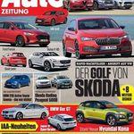 TOP! Auto Zeitung Jahresabo für 75€ inkl. 70€ Gutschein + 5€ Rabatt bei Bankeinzug