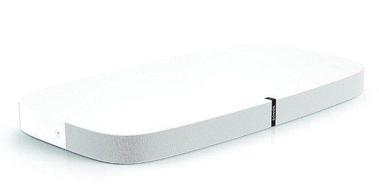 Sonos Playbase in Weiß   wireless Soundbase für Heimkino und Musikstreaming für 606,94€ (statt 752€)